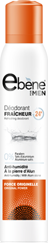 Ebene deodorant Force originelle